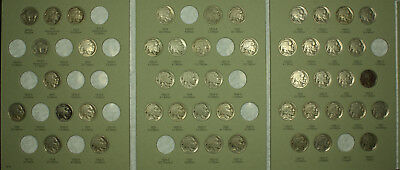 A Collection of Forty Eight (48) Buffalo Nickels. Lot # JRRC-01