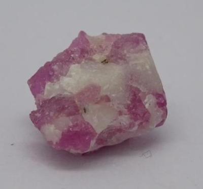 **Natural Ruby Red (Spinel) Crystals in Matrix from Vietnam 1.3g**