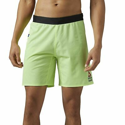 Men's Clothing Green Keep You Fit All The Time Sporting Goods Devoted Reebok Speed Mens Training Shorts