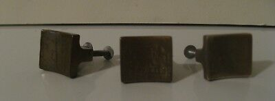Vintage / Antique Brass drawer Pulls