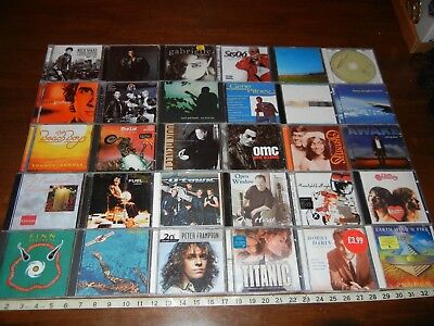 30 total Rock & Roll Classic R&B artists CDs Music CD Great collection
