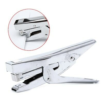 Durable Metal Heavy Duty Paper Plier Stapler Desktop Stationery Office Supplies