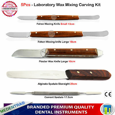 Laboratory Knives Mixing Plaster Wax Knife Alginate Carving Spatula Instruments