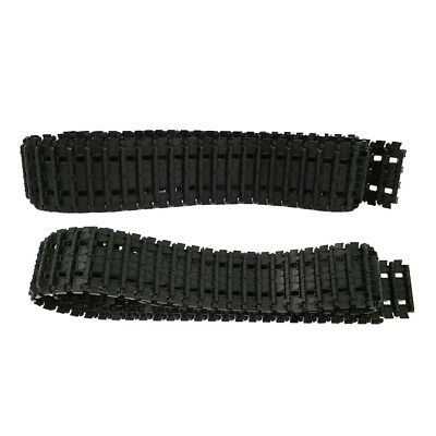 2Pcs TC-03 Plastic Tracked For Smart Robot Tank Car Chassis DIY Tool