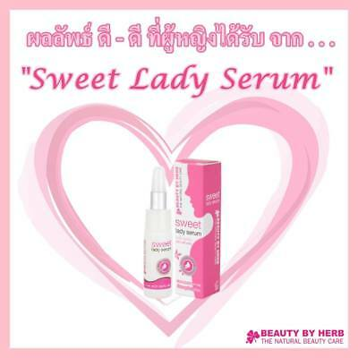1 x Beauty by Herb Sweet Lady Serum Loose vaginal problems Reduce odor 8 ml