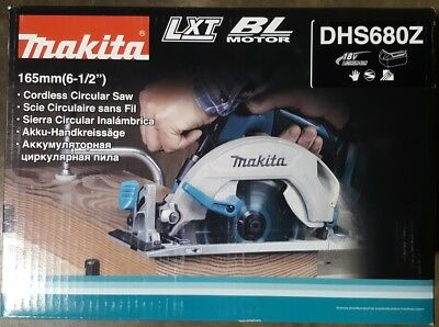 Brand New Makita Brushless Circular Saw Skin 18V 165mm
