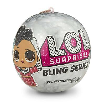 NEW L.O.L. Surprise! Bling Series Limited Edition LOL Doll Figure MGA 554806