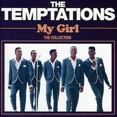 My Girl: The Collection - The Temptations (Album) [CD]