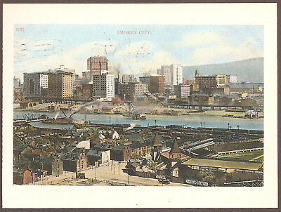 Ballpark Postcard, Exposition Park, Pittsburgh Pirates (1891-1909)