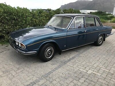 1977 TRIUMPH 2500S MANUAL WITH OVERDRIVE Genuine 50000 miles, Service history