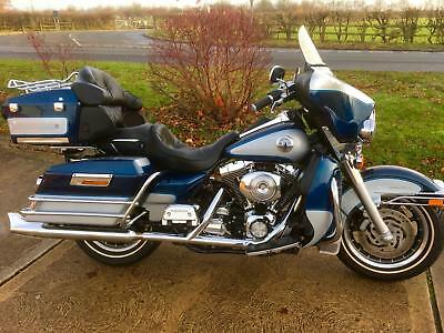 Harley-Davidson FLHTCUI ULTRA CLASSIC ELECTRA GLIDE (GENUINE ONE OWNER FROM NEW)