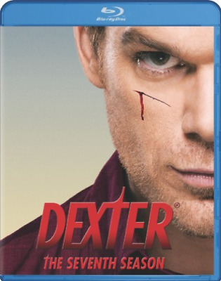 Dexter: The Complete Seventh Season Blu-Ray NEW