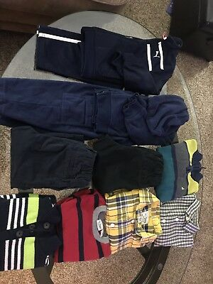 baby boy clothes 12-18 months lot