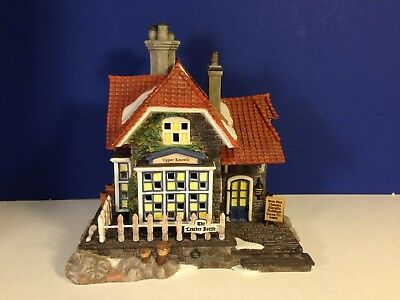 Dept 56 Dickens Village THE LEATHER BOTTLE w/ box Combine Shipping!