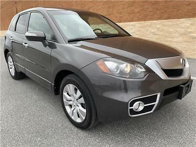 2010 Acura RDX Tech Pkg First read the detailed description! After you read call me.