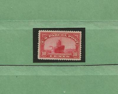 United States Parcel Post Stamps #Q6