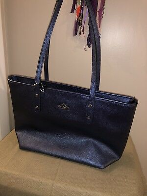 Coach F58292 F58846 City Zip Tote Outlet Exclusive Handbag New With Tags 8598e64f3d