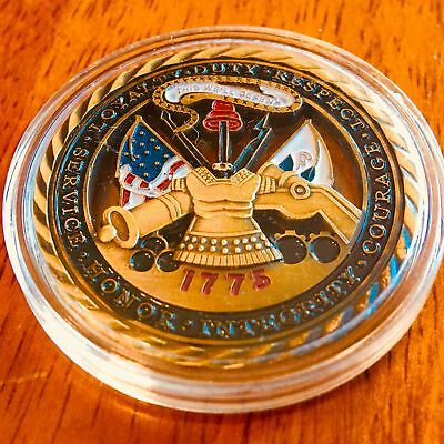 United States Army Core Values Challenge Coin - US SELLER