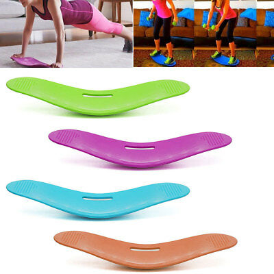 Simply Fit Twist Balance Board As Seen on TV Yoga Fitness For Workout Exercise U