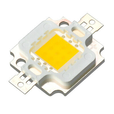 DIY 10W 1000LM 3300K Super Bright Warm White Light LED Plate Module (12V)