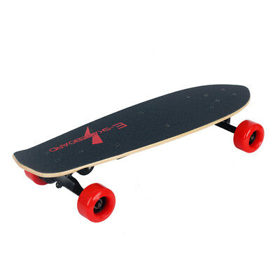 1000W Electric Skateboard Longboard With Wireless Remote Control 7 Mile Range