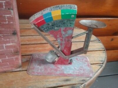 Vintage Egg Scale, Oakes Mfg. Co., Inc