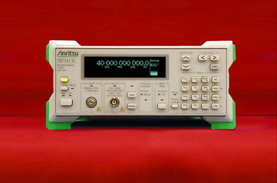 Anritsu MF2413C Microwave Frequency Counter   Meters