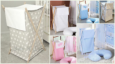 Laundry Basket/ Toy Bin/ Washing Clothes/ Linen Hamper/ Bag Linen Storage