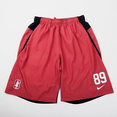 Nike Stanford Cardinal Football #89 Player Issued Practice/Basketball Shorts XL