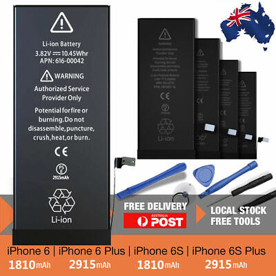 For iPhone 5 6 / 6S/ 6S 7 8Plus Brand New OEM Battery Replacement FULL Capacity