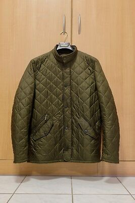 Men's Barbour Flyweight Chelsea Quilted Jacket Lightweight Coat