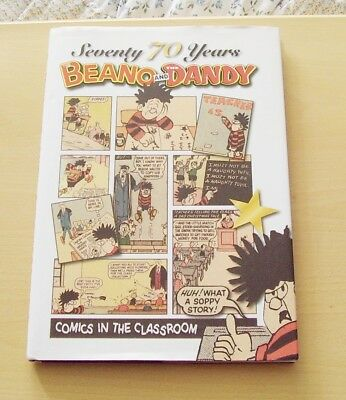Beano And Dandy 70 Years Annual Full Of Colour Comic Strips