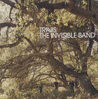The Invisible Band Travis (90s) UK CD album (CDLP) ISOM25CD INDEPENDIENTE 2001