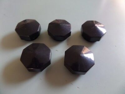 AWA Radiolette knobs singles - quality for the Radiolettes  - Christmas price!