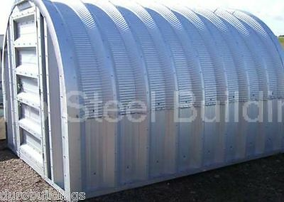 DuroSPAN Steel 12'x24'x10' Metal Building Kit Back Yard Workshop Factory DiRECT
