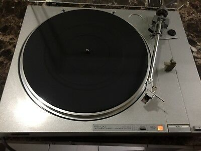 Sony PS LX2 Direct Drive Turntable Excellent