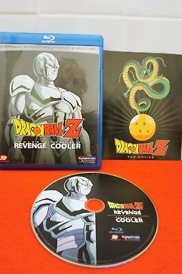 Dragon Ball Z: The Movies Coolers Revenge The Return of Cooler (Blu-ray Disc)