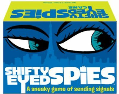 Shifty Eyed Spies - A sneaky game of sending signals - Party game
