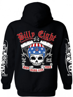 Sweat BILLY EIGHT American 8Sweat BILLY EIGHT American 8