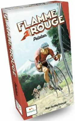 Flamme Rouge Bicycle Racing Game - Peloton Expansion