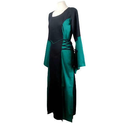 """Medieval Dress Fancy Dress Cosplay LARP 4 Colours 28"""" to 36"""" waist REDUCED"""