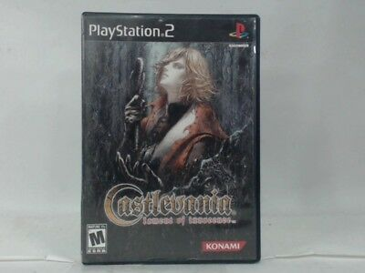 CASTLEVANIA LAMENT OF INNOCENCE Playstation 2 PS2 Complete CIB Good