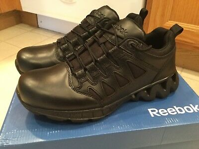 e89defafc94de3 REEBOK Zigkick Tactical Oxford Men s Shoes Black size 8 1 2 M  Brand NEW