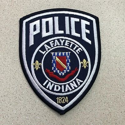 Lafayette, Indiana Police Patch