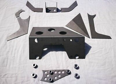 VW Rallye Golf Mk2 Syncro-to-Haldex Rear Axle Differential Conversion Kit