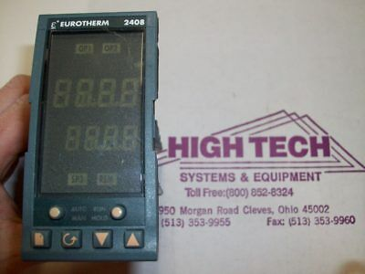 Eurotherm 2408/CC/VH/ Programmable Temperature Controller Invensys 2408