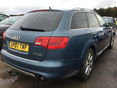 2007 Audi Allroad 3.0 Tdi Quattro Tiptronic - Nav, Leather, Led Lights, Xenons