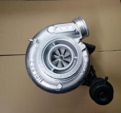 Turbolader Turbo Holset HX40W 18cm T3 twin scroll made in Huddersfield England