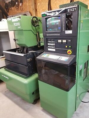 SODICKA320 AWT Wire EDM **TWO (2) MACHINES **