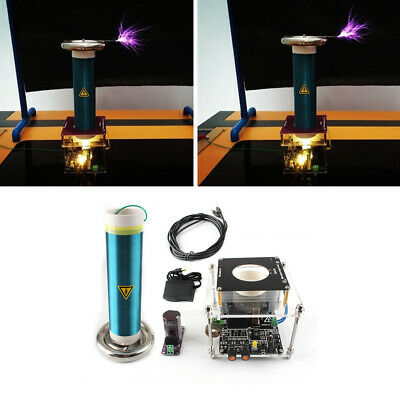 Electronics & Electricity Solid Music Tesla Coil High-power DIY